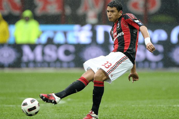 Qui es Thiago Silva ?