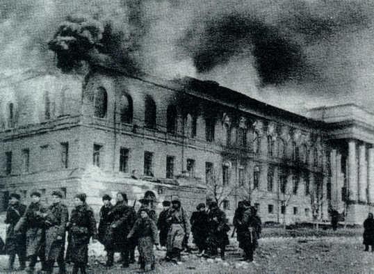 Kiev - Novembre 1943