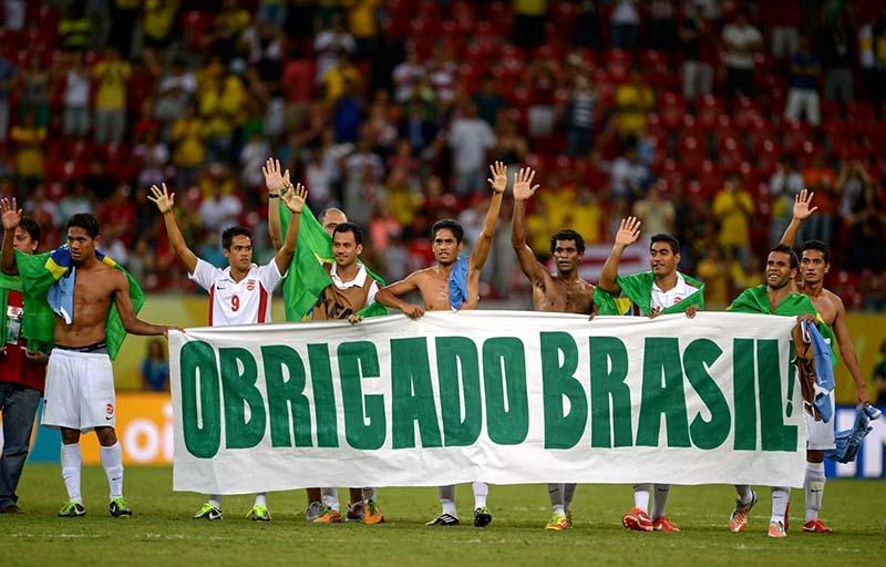 Tahiti - Merci Brésil