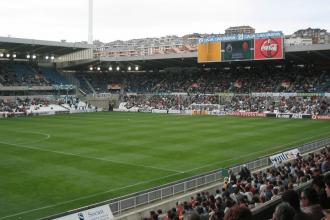 Le Racing Santander fait partie des défis de Football Manager 2014