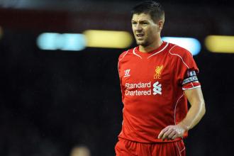 Steven Gerrard joue ses derniers instants sous les couleurs de Liverpool