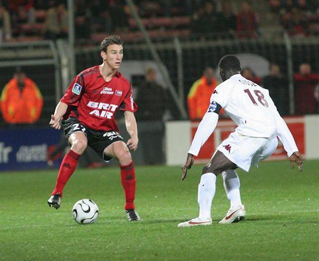 Laurent Koscielny Guingamp
