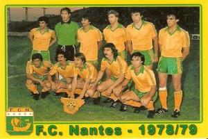 FC Nantes 1979