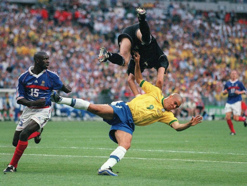 A l'image de son équipe, Ronaldo a été bousculé par une équipe de France au sommet de son art.