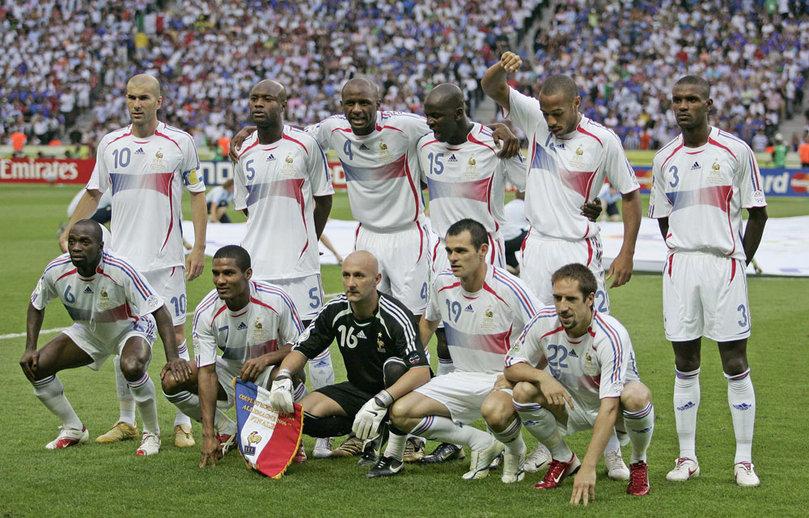 Equipe de France 2006 Allemagne