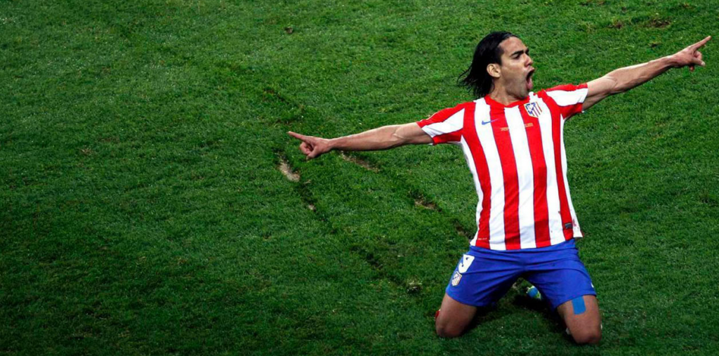Falcao (Atlético Madrid)