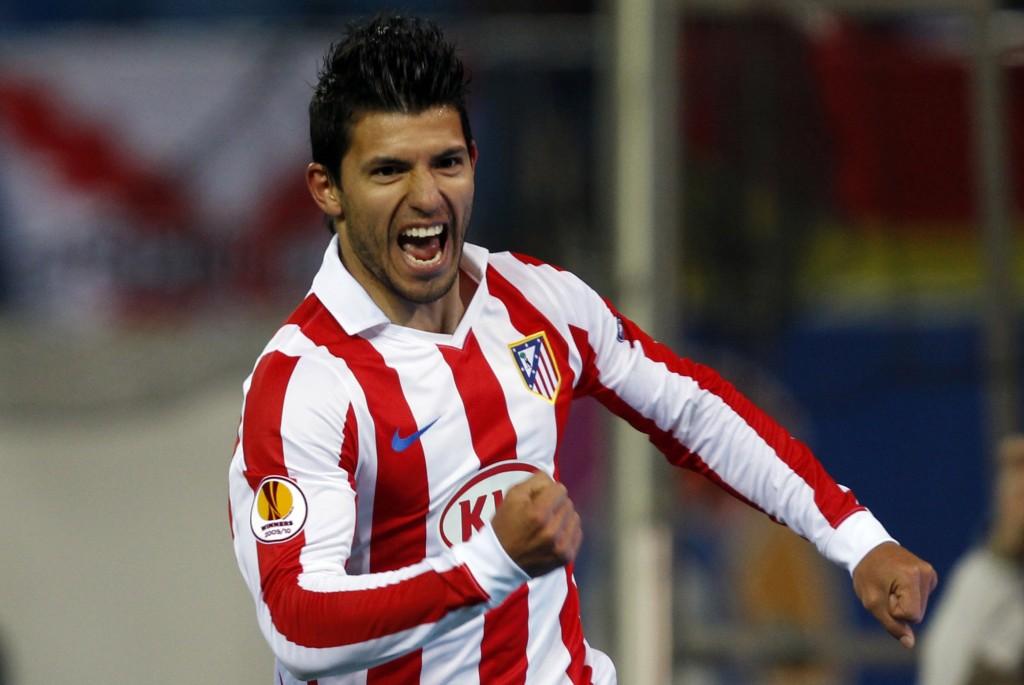Sergio Aguero (Atlético Madrid)