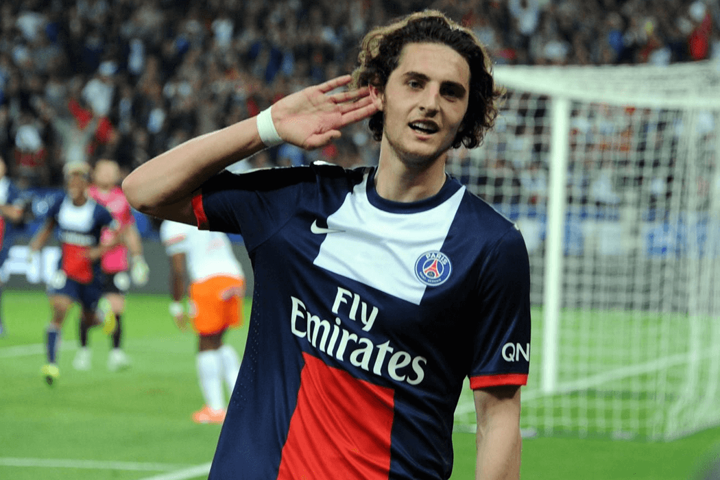 Adrien Rabiot, nouvelle star du PSG ?