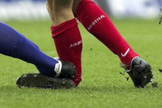 Les blessures des footballeurs