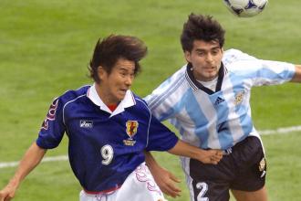 Nakayama footballeur Japonais immortel