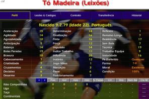 To Madeira joueur fictif et exceptionnel de Championship Manager