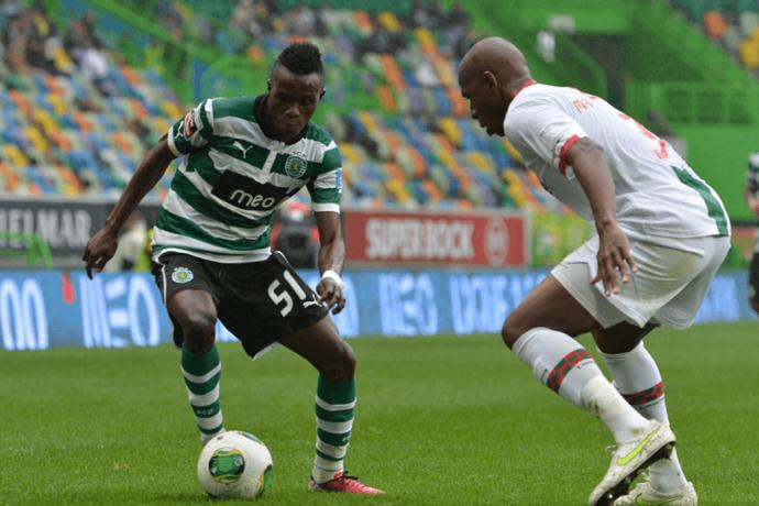 Bruma jeune ailier portugais s'inscrit dans la traditions des joueurs formés au Sporting