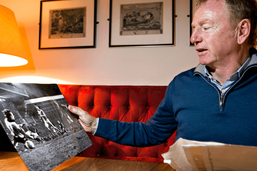 Brian Fairclough précuseur des super sub à Liverpool