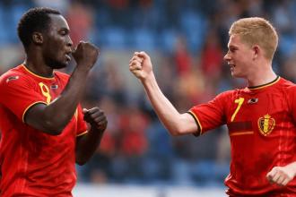 La Belgique est un outsider sérieux pour la Coupe du Monde 2014 tant elle a progressé