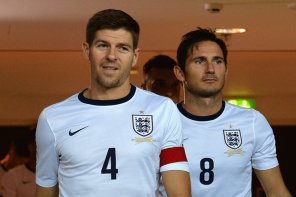 Steven Gerrard et Frank Lampard font partie des papys qui vont jouer la Coupe du Monde 2014