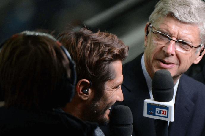 Le départ d'Arsène Wenger de TF1 marque une nouvelle époque pour TF1