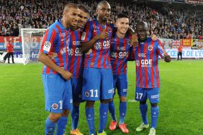 Caen veut bloquer l'ascenseur de la Ligue 1