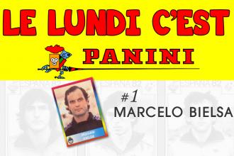 Marcelo Bielsa est le 1er à être mise à l'honneur