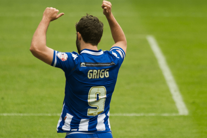 Will Grigg est-il toujours on fire ?