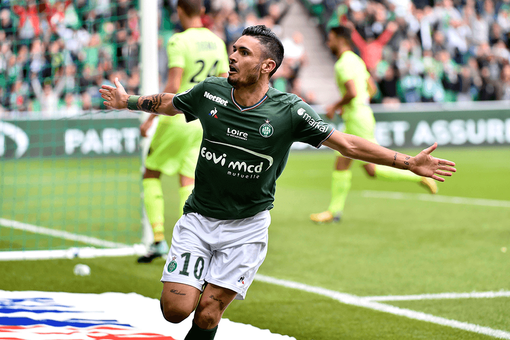 Rémy Cabella, AS Saint-Etienne