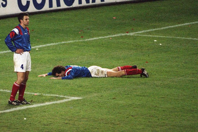 France - Bulgarie 1993 le cauchemar
