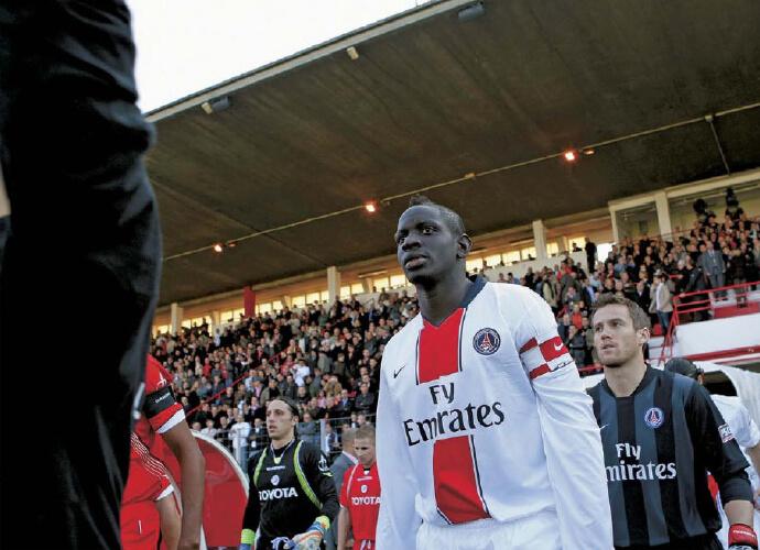 Mamadou Sakho capitaine et titulaire à 17 ans face à Valenciennes