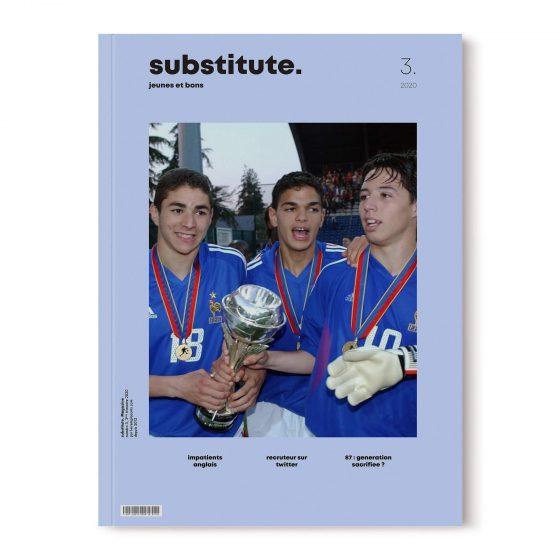 couverture substitute. 003